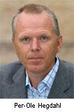 Per Ole Hegdahl, NARF
